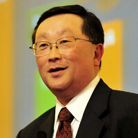 BlackBerry CEO John Chen finally gets a Twitter account