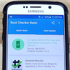How to root Galaxy S6 with one click without tripping the