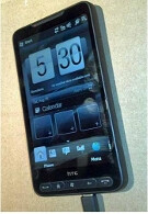 Pictures of HTC Leo lyin' around