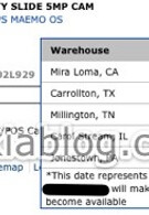 U.S. distribution centers to get hands on Nokia N900 on September 23rd