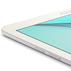 Unannounced Samsung Galaxy Tab S2 9.7 allegedly shows up again: thin, metal profile visible