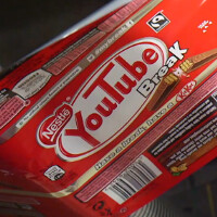 Take a YouTube break with a KitKat bar and catch the top trending videos on the app (U.K. Only)