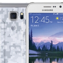 New Samsung Galaxy S6 Active renders show the phone's camouflage versions