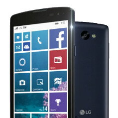 LG Lancet, the company's first Windows Phone 8.1 handset, is now available at Verizon