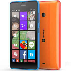 Microsoft Lumia 540 Dual SIM launched in India for $160 USD