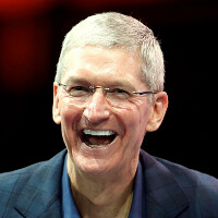 Cook says Jobs' goal of Apple products changing the world has been achieved