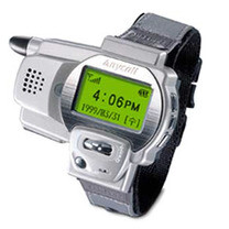 Did you know that Samsung announced a watch phone in 1999?