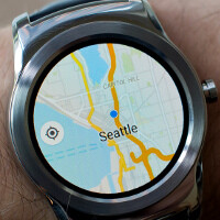 An almost full-fledged Google Maps app pops up on Android Wear