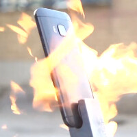 Can the HTC One M9 survive drops and fire?