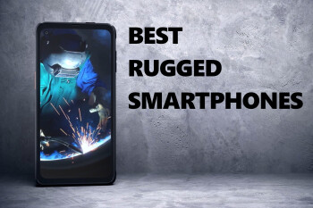 These are the best rugged, most durable smartphones right now (2020 update)