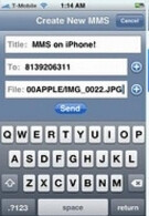 AT&T still going by September 25th deadline for iPhone MMS