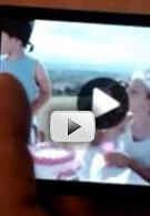 HTC Leo roars on film