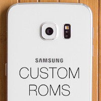 Best and outstanding custom Android ROMs for the Samsung Galaxy S6