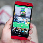 Sprint is now updating the HTC One E8 to Android 5.0 Lollipop