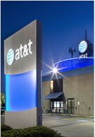 AT&T has a commanding share of the global HSPA market at 21%