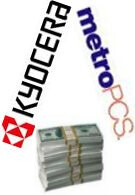 Two winners get their bills paid for a year thanks to Kyocera and MetroPCS