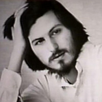 Check out this video which shows images of Steve Jobs and Steve Wozniak from the old days