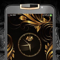 Leather back plated phones? Go ultra-exclusive with snakeskin or sharkskin on the ultra-expensive GEMRY smartphone
