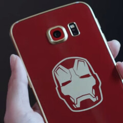 Samsung officially announces the Galaxy S6 edge Iron Man Limited Edition