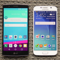 Five reasons to buy an LG G4 instead of a Samsung Galaxy S6
