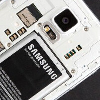 """Samsung is working on """"denser"""" mobile batteries and slimmer camera sensors, due out by 2017"""