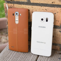 Seven reasons to buy a Galaxy S6 instead of an LG G4