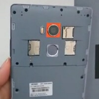 Gionee Elife S8/E8 (SN9008) stars in video