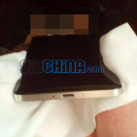 Xiaomi Redmi Note 2 pictures leak, show a metal unibody chassis