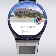 Lenovo's unreal concept smartwatch features secondary, 'Magic View' display