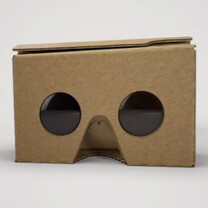 Google Cardboard virtual reality headset grows bigger, gets iPhone support