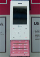 LG New Chocolate BL20 and GW300 come in various color schemes