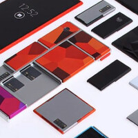 Project Ara smartphone prototype demoed on stage at Google I/O