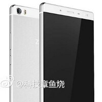 Renders reveal a new high-end model for ZTE