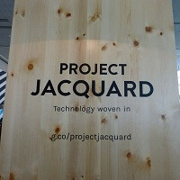Google's Project Jacquard hands on: Wearables will be garments and developers will become fashion designers