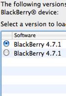Verizon releases 4.7.1.53 for the BlackBerry Tour