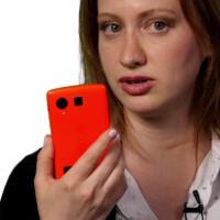 Google has a Nexus 5 with a fingerprint scanner