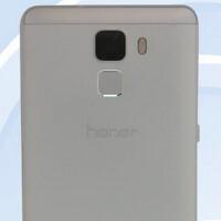 Fingerprint scanner for Huawei Honor 7 confirmed by TENAA