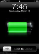 Apple getting to the bottom of users reporting poor battery life after OS 3.1 update