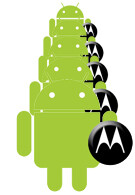 Motorola rolls out 10 Android handsets in the next 10 months?