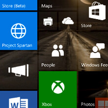 Check out the newest screenshots from Windows 10 Mobile