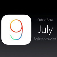 First for Apple: Public Beta for iOS 9, starts in July