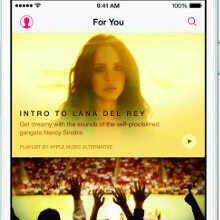 Apple's first native Android app? Why, Apple Music, of course