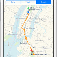 Apple Maps will also get some much needed love - public transport directions and other goodies coming with iOS 9