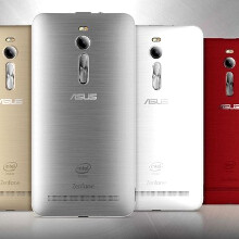 Asus turned a profit last month selling its handsets