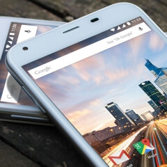 Dual SIM Archos 50 Helium Plus and 55 Helium Plus offer Android Lollipop and LTE at low prices