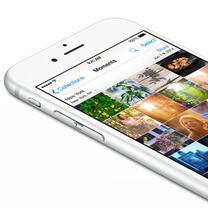 iOS 9 Photos app has a Google Photos-like gesture for selecting multiple photos