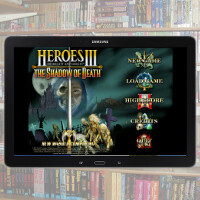 How to play PC games on Android (Heroes of Might & Magic