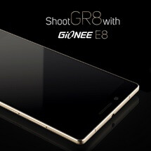 Gionee Elife E8 is official: quad-HD display, 2 GHz octa-core SoC and a 24MP rear shooter for $645