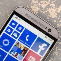 AT&T and Verizon now updating the HTC One M8 for Windows to WP 8.1 GDR2