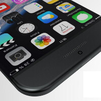 Bezel-free Apple iPhone coming?
